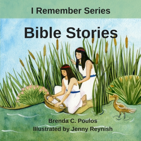 I Remember Bible Stories Front Cover