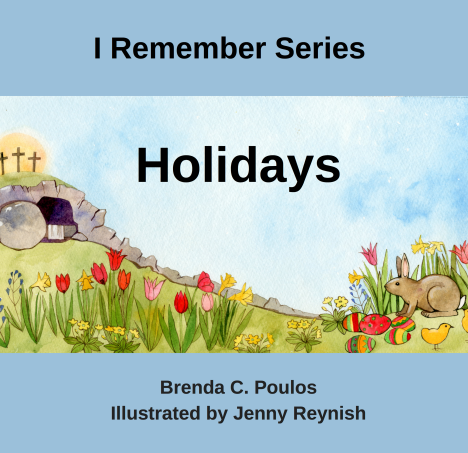 I Remember Holidays Front Cover